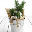 Christmas tree branch — Stockfoto #13875429