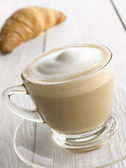 Cappuccino — Stock Photo