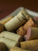 Wine Bottle Corks — Stock Photo