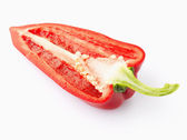 Vegetables: Pointed Bell Pepper — Stock Photo