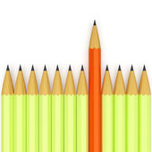 Innovative pencil — Stock Photo