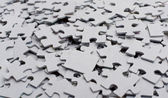 Pieces of the puzzle — Stock Photo