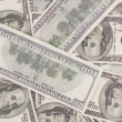 Royalty-Free Stock Photo: Background of dollar bills