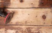 Polished floor — Stock Photo