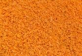 мелко нарезанного морковь — Стоковое фото