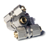 Coupling fittings — Stock Photo