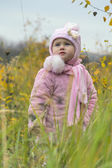 Little girl — Stock fotografie