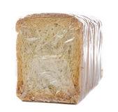 Kruimels van brood verzegeld — Stockfoto