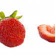 Strawberries closeup — Stock Photo #48978463