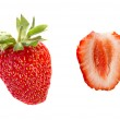 Strawberries closeup — Stock Photo #48991913