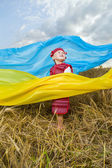 Ukrainian small — Stock Photo