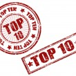 Stock Vector: Top 10