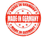 Made in Germany-stamp — Stock Vector