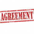 Agreement-stamp — Image vectorielle