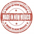 Made in New Mexico — Imagen vectorial