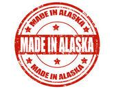 Made in Alaska — Stock Vector