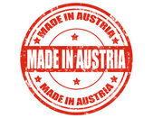 Made in Austria — Stock Vector