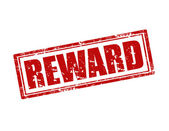 Reward-stamp — Stockvektor