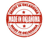 Made in Oklahoma — Vetorial Stock