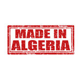 Made in Algeria — Stock Vector