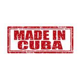 V kubě — Stock vektor