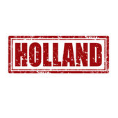 Holland-stamp — Stock Vector
