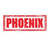 Phoenix-pul — Stok Vektör