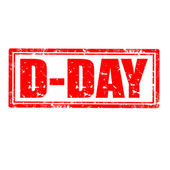 объемным день марка — Cтоковый вектор