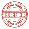 Hedge Funds-stamp — Vetorial Stock #34965723