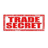 Trade Secret-stamp — Stock Vector