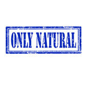 唯一的天然邮票 — 图库矢量图片