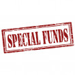 Special Funds-stamp — Vetorial Stock #38137123