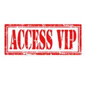 Access Vip — Vettoriale Stock
