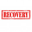 Stock Vector: Recovery-stamp