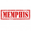 Memphis-stamp — Stock Vector #40948777