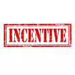 Stock Vector: Incentive-stamp