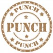Punch-stamp — Stock Vector