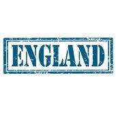 England-stamp — ストックベクタ