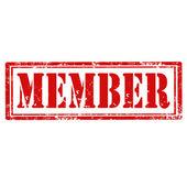 Membre-timbre — Vecteur