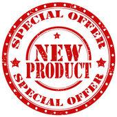 New Product-stamp — ストックベクタ