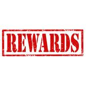 Rewards-stamp — Cтоковый вектор