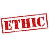 Ethic-stamp — Stok Vektör