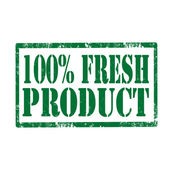 Fresh Product-stamp — Stock Vector