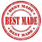 Best Made-stamp — Vecteur