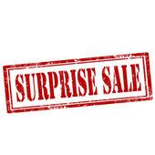 Surprise Sale-stamp — Vetorial Stock