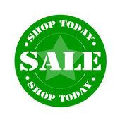 Sale-label — Vetorial Stock