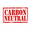 Carbon Neutral-stamp — Stock Vector #51015199