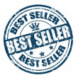Best seller stamp — Stock Vector #5351332