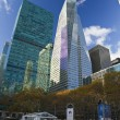 NEW YORK CITY, November 19, 2013: Bank of America Tower in Midtown nyc — Stock Photo #36432673
