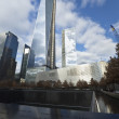 NEW YORK CITY, November 19, 2013: One World Trade Center Tower i — Stock Photo